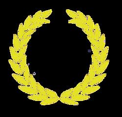 Corona de laurel amarillo 2.png