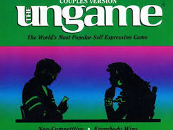 Ungame For Couples