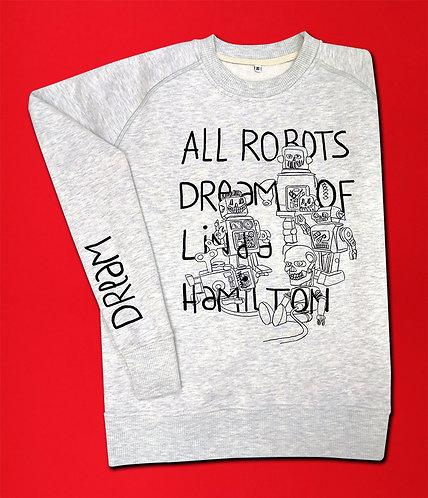 """""""All Robots Dream of Linda Hamilton"""""""