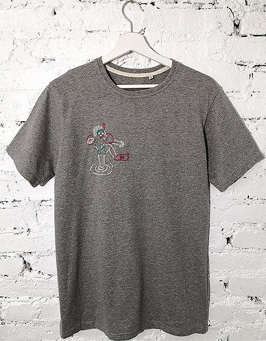 """""""Femme en rose"""" taille unique S"""