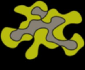 Forma de nube producción