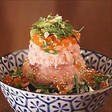 海鮮まるひ丼「松」