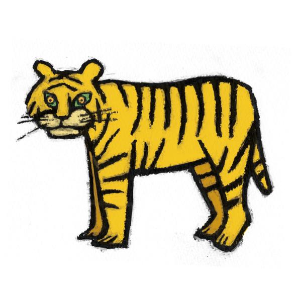トラ / animal