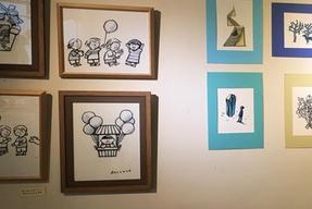 展示のお知らせ Exhibition at 福生