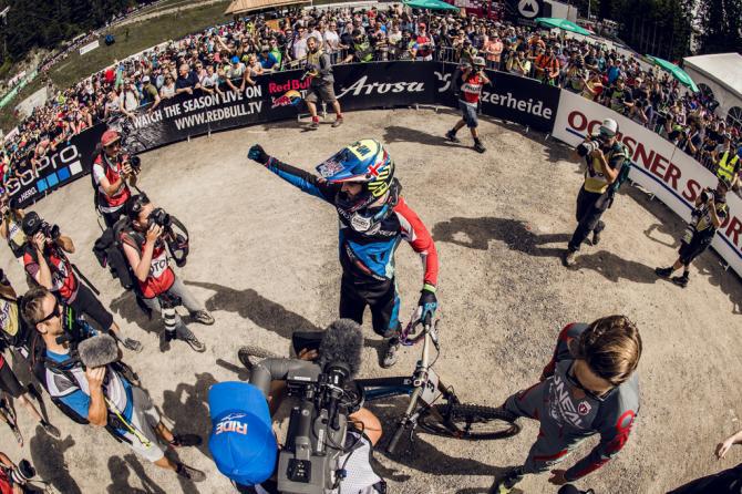 UCI Mountainbike Worldcup 2016 - Canada