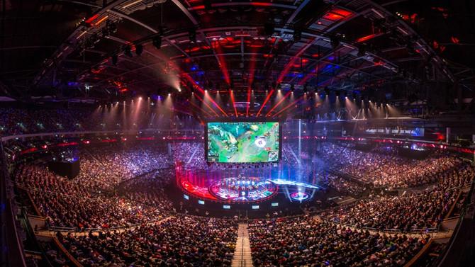 League of Legends Spring Finals - Hamburg 2017