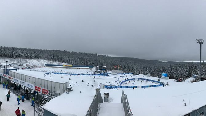 ZDF - Biathlon Oberhof 2019