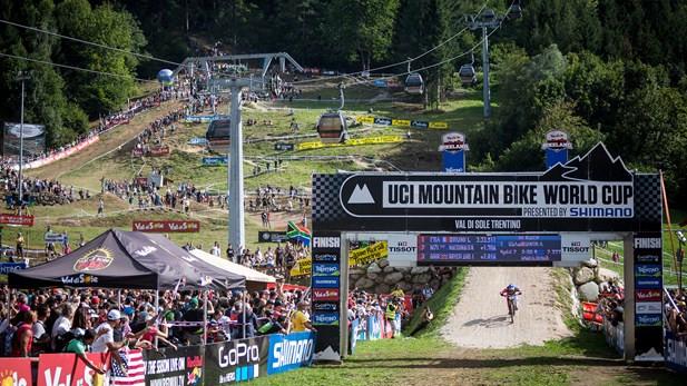 Mountainbike Worldchampionships 2016 Val Di Sole