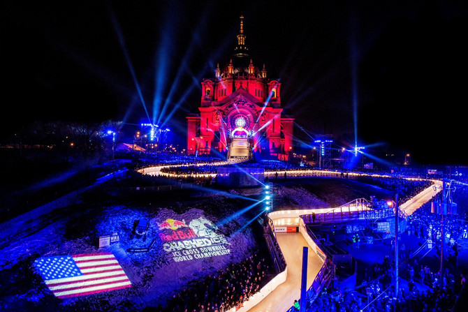 Red Bull Crashed Ice USA St.Paul