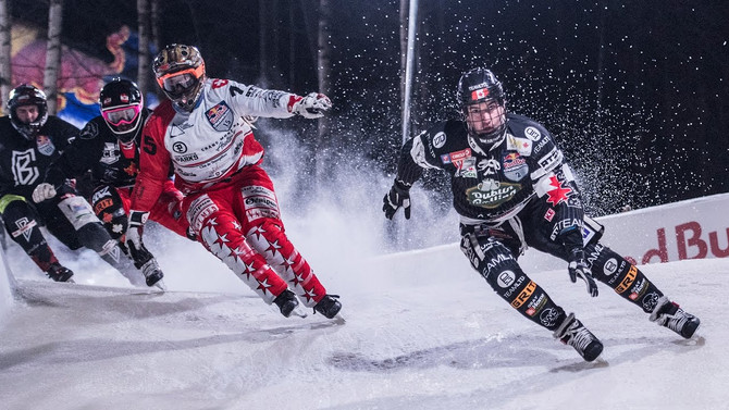 Red Bull Crashed Ice Finnland