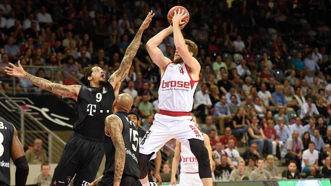 BBL - Play Offs Bonn - Bamberg