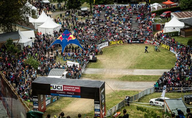 UCI Mountainbike Worldcup - Lourdes France 2017