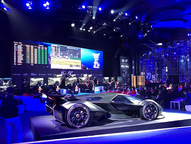 Gran Turismo Finale - Monaco 2019 E-Sports Event