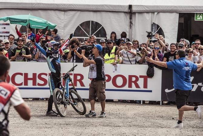Mountainbike Worldcup 2016 - Lenzerheide