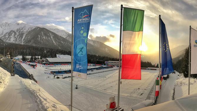 ZDF - Biathlon Antholz 2019