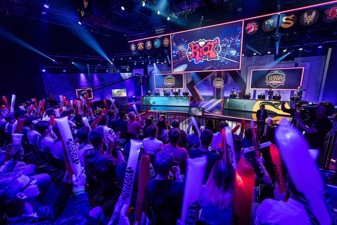 LOL eSports - LCS EU Summersplit 2017