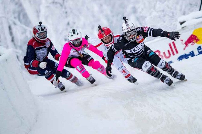 Red Bull Crashed Ice - Finnland 2019