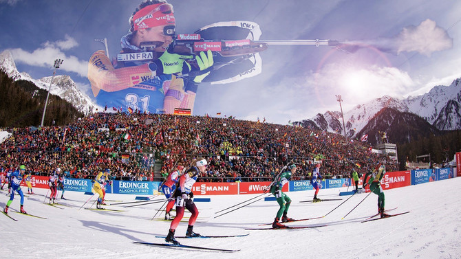 Biathlon World Championships 2020 - Antholz