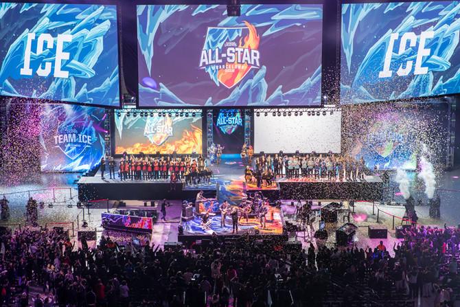 LOL Allstar 2016 Barcelona