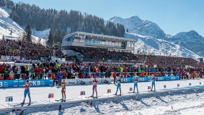 ZDF - Biathlon Hochfilzen 2018