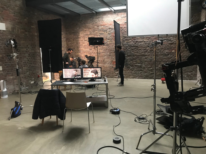 Ergo Versicherung - Imagefilmproduktion