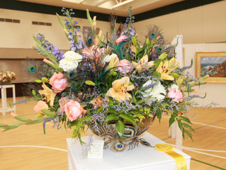 WGC May Events: Blooms Busting Out Everywhere