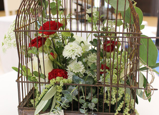 Learn Mechanics of Flower Arranging