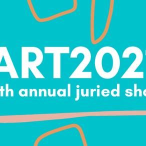 Art2021: 26th Annual Juried Show