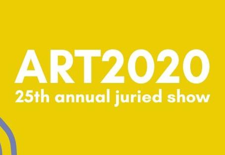 Art2020: 25th Annual Juried Show