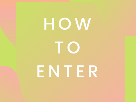 HOW TO ENTER: art + gender