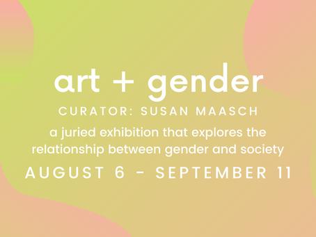 art + gender- august 6 - september 11, 2021