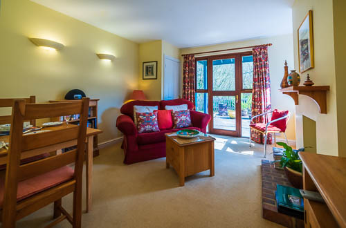 Two luxury self catering rural cotta