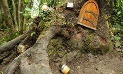 The house where Pooh lived