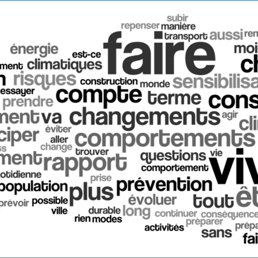 Riaz - Atelier 3: Le développement durable au quotidien