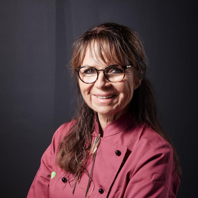 Marion Kaplan:  Prévenir et /ou guérir 90% des maladies par l'alimentation Paléobiotique