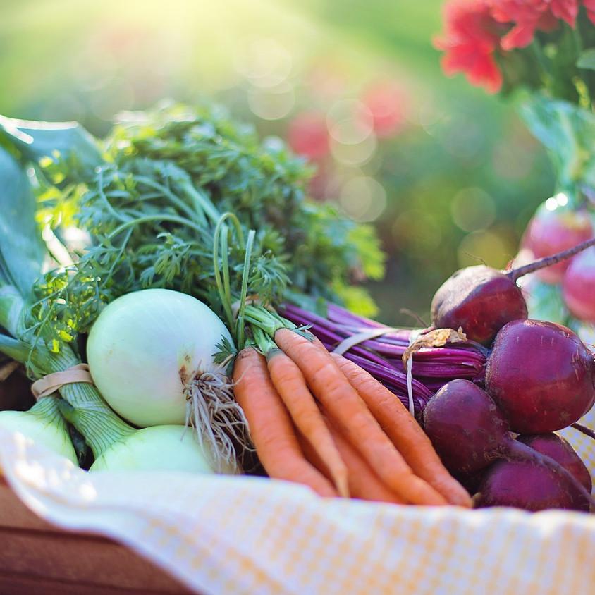 Savigny - Atelier 2: L'alimentation écologique