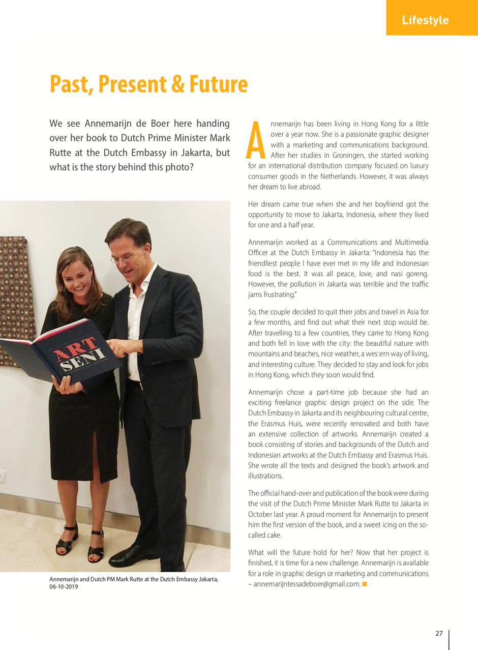 Dutch Chamber - Magazine