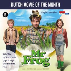 EH - Mr Frog Insta