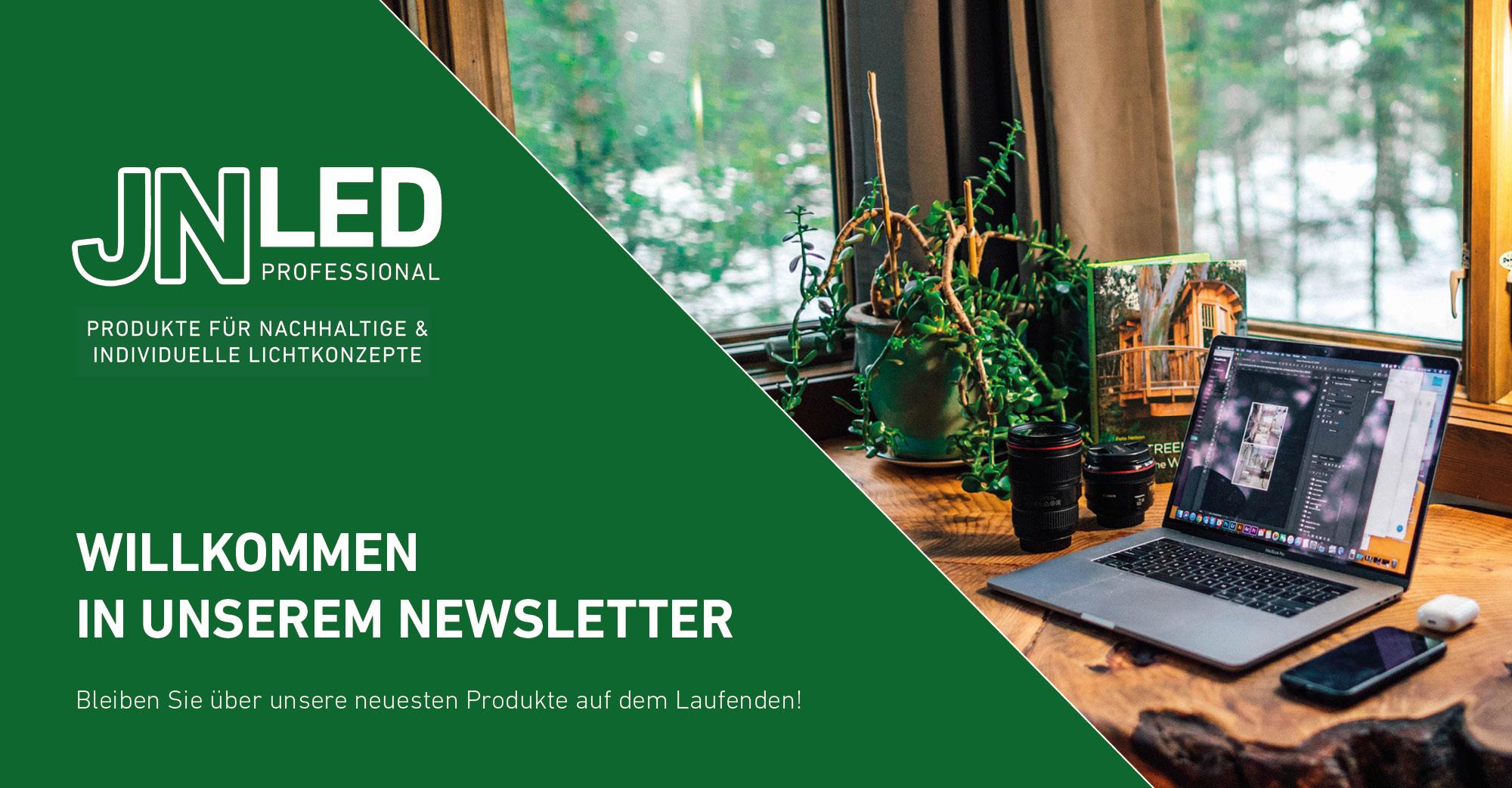 JNLED - Banner newsletter