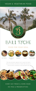 Bali Tyche - Roll-up banner