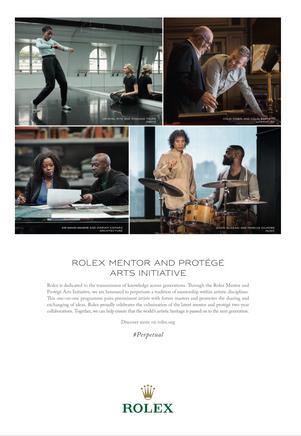 Rolex Advertisement