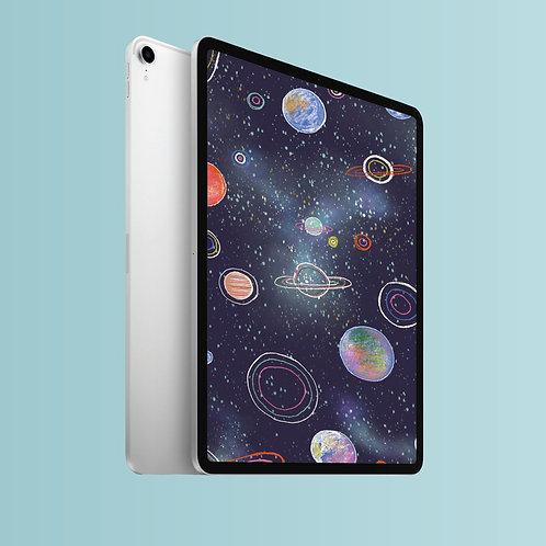 Space - iPad Screensaver