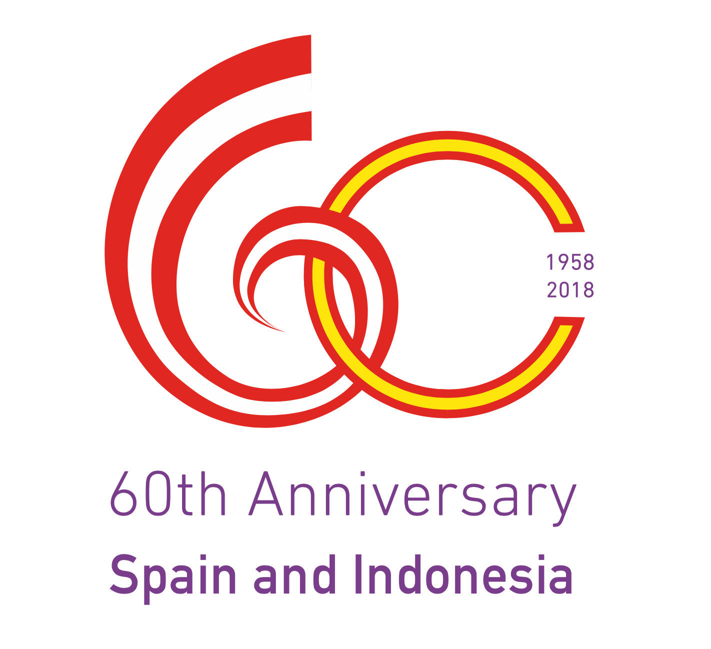 60th Anniversary Spain and Indonesia