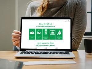 Website GRASS - Infographic