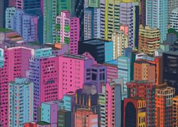 Postivitycards - Hong Kong Buildings