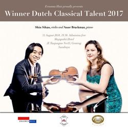 Dutch Classical Talent Instagram HR