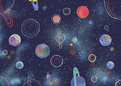 Postivitycards - Space