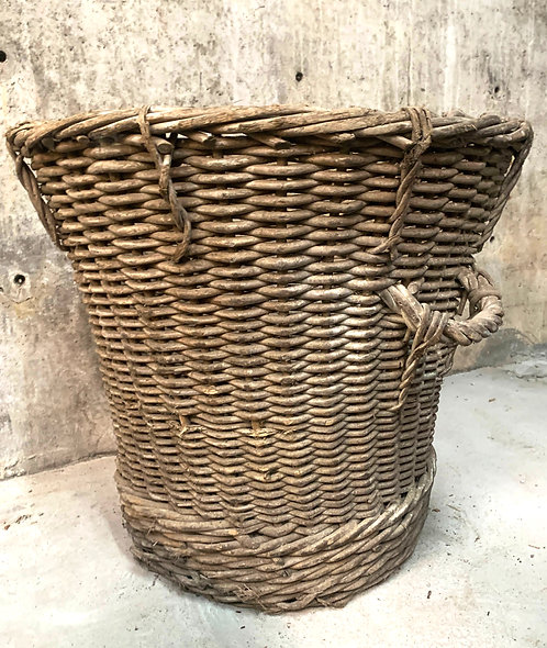 Large Vineyard Woven Basket