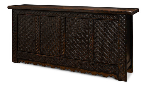 Persian Blk Sideboard