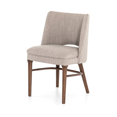 Maxime Dining Chair-Savile Flannel/Almond